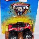 Hot Wheels Monster Jam 2007 Travis PASTRANA 199 #47/70 Truck Scale 1:64 NEW