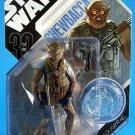 Hasbro Star Wars 30th Anniversary Action Figure Saga 2007 #21 CHEWBACCA McQuarrie Concept NEW