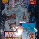 Toy Biz MARVEL LEGENDS Apocalypse SERIES Sasquatch White Variant Action Figure Series 12 NEW