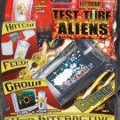 Electronic Test Tube Aliens DODEC Evil Aliens #1 Hatch! Feed! Grow! Web Interactive NEW