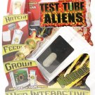 Electronic Test Tube Aliens KURION Good Alien #1 Hatch! Feed! Grow! Web Interactive NEW