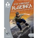 LeapFrog Enterprises FLY Pentop FLYware FLY Through ALGEBRA Grades 6-9 NEW