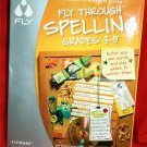 LeapFrog Enterprises FLY Pentop FLYware FLY Through Spelling For Grades 3-5 NEW