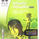 LeapFrog Enterprises FLY FUSION PENTOP MUSIC STUDIO PRO MP3 MIX NEW