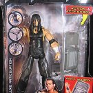 WWE Jakks Pacific Deluxe Aggression 19 MATT HARDY Action Figure with Face Print Chair NEW