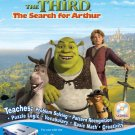 VTECH V.Flash SmartDisc Shrek The Third: The Search for Arthur SmartDisc NEW