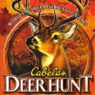 Cabela's Deer Hunt: 2004 Season Opener for Sony PlayStation 2 NEW PS2 GAME