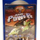 Mattel Hot Wheels Monster Jam Raw Power DVD Pack - with King Krunch Truck VEHICLE INCLUDED NEW