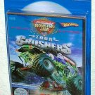 Mattel Hot Wheels Monster Jam Tour Crushers DVD Pack - with Prowler VEHICLE INCLUDED NEW