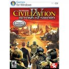 Sid Meier's Civilization IV: Beyond the Sword - Games for Windows ( PC Games ) NEW CD-ROM