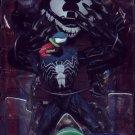 Toy Biz Spider Man VENOM Series 4 (Classic) Action Figure with Alien Ooze Base NEW