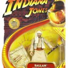 Hasbro Indiana Jones Movie Action Figure Series 1 Sallah [ Raiders of the Lost Ark ] NEW