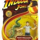 Hasbro Indiana Jones Movie Action Figure Series 2 Mutt Williams [ Kingdom of the Crystal Skull ]