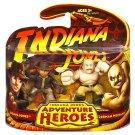 Hasbro Indiana Jones Adventure Heroes Wave 1 Mini Figure 2-Pack Indiana Jones vs. German Mechanic