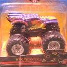 Mattel Hot Wheels Monster Jam 51/70 WAR WIZARD Truck Scale 1:64 NEW