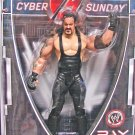WWE Jakks Pacific Wrestling Pay Per View PPV 20 Undertaker Cyber Sunday Action Figure NEW