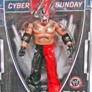 WWE Jakks Pacific Wrestling Pay Per View PPV 20 Rey Mysterio Cyber Sunday Action Figure NEW