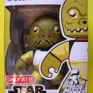 Hasbro Star Wars Mighty Muggs Target Exclusive Vinyl Action Figure Bounty Hunter BOSSK NEW