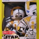 Hasbro Star Wars Mighty Muggs Target Exclusive Vinyl Action Figure CLONE COMMANDER CODY NEW