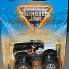 Mattel Hot Wheels Monster Jam SPIKE UNLEASHED #32/75 Chrome Wheels Truck Scale 1:64 NEW
