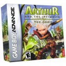 Arthur and the Invisibles for Nintendo Game Boy Advance new GBA