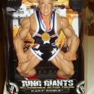 WWE Wrestling Jakks Pacific Ring Giants Series 5 KURT ANGLE 14 Inch Action figure NEW