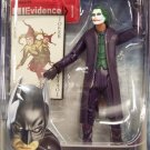 Mattel Batman The Dark Knight Movie Master Deluxe Action Figure The Joker with Crime Scene Evidence