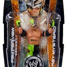 WWE Jakks Pacific Pay Per View PPV 17 Rey Mysterio [ Green & Black Outfit ] NO MERCY Action Figure