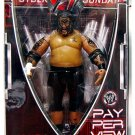 WWE Jakks Pacific Wrestling Pay Per View PPV 14 UMAGA Cyber Sunday  Action Figure NEW