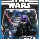 Hasbro Star Wars The Saga Collection #045 DARTH VADER Action Figure NEW