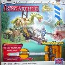Mega Bloks King Arthur Attack MicroMotion  Action Lamorak Beast Slayer Playset 96112 NEW