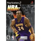 NBA 2007 The Life: Vol 2 for Sony PlayStation 2 NEW PS2 GAME