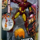 Hasbro Marvel Legends Iron Man Unleashed 360 ( Red & Gold ) Action Figure NEW