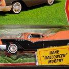 "DISNEY PIXAR CARS Animated Movie 1:55 Die Cast Hank ""Halloween"" Murphy # 85 Race-O-Rama Series NEW"