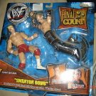 WWF WWE TNA Wrestling Final Count Series 3 Action Figure 2-Pack Billy Gunn & Jeff Hardy Swanton Bomb
