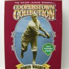 Hasbro 1996 MLB Cooperstown Collection Honus Wagner 12 Inch Figure Collector Limited Edition # 21444