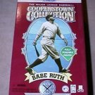 Hasbro 1996 MLB Cooperstown Collection BABE RUTH 12 Inch Figure Collector Limited Edition # 47804