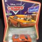 Disney Pixar Cars Animated Movie 1:55 Die Cast Series 2 Supercharged Snot Rod Mattel New