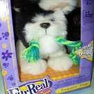 Hasbro Furreal Friends Tuggin Pup Black and White BORDER COLLIE Puppy NEW Fur Real