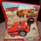 DISNEY PIXAR CARS Animated Movie Rip Stick Racer Snot Rod  1st Series Desert Background  NEW