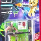 Aliens The Movie: Space Marine Drake Action figure by Kenner with Dark Horse Mini Comic Book