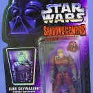 Kenner Star Wars POTF2 Shadows of the Empire LUKE SKYWALKER In Imperial Guard Disguise Action Figure