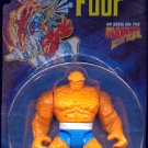 Toy Biz Fantastic Four F4 The Thing  Clobberin' Time Punch Action Figure New