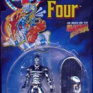 Toy Biz Fantastic Four F4 Silver Surfer Action Figure with cosmic surfboard New