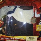 POTC Pirates of the Caribbean Jack Sparrow Deluxe Action Suit (Size 4-6) At World's End New