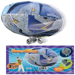 Hover Blimp R/C Remote Control Motorized Flying Starship NEW