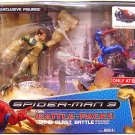Hasbro Spider-Man 3 Sand Blast Battle Pack Target Exclusive SpiderMan VS SandMan Action Figures NEW