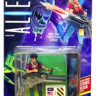 Aliens The Movie: Space Marine Lt. Ripley Action figure by Kenner with Dark Horse Mini Comic Book