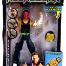 WWE TNA Jakks Pacific Deluxe Aggression 21 Jeff Hardy [ Red Face Paint ] Action Figure with Belt