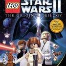 Lego Star Wars II The Original Trilogy for Microsoft XBOX Black Label NEW